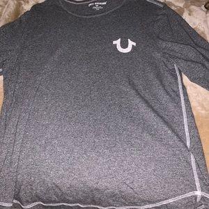 True religion men's size S shirt